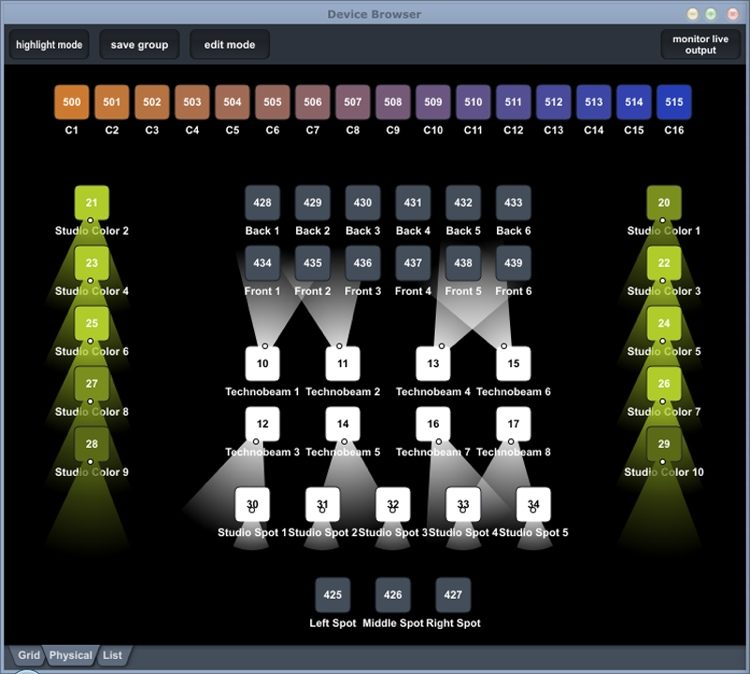 DMXIS | Show Buddy – lighting & show control software from